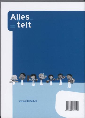 Els van den Bosch-Ploegh, Brugt Krol, Jeannette Nijs- van noort, Ad Plomp,,,Alles telt 6a Antwoordenboek