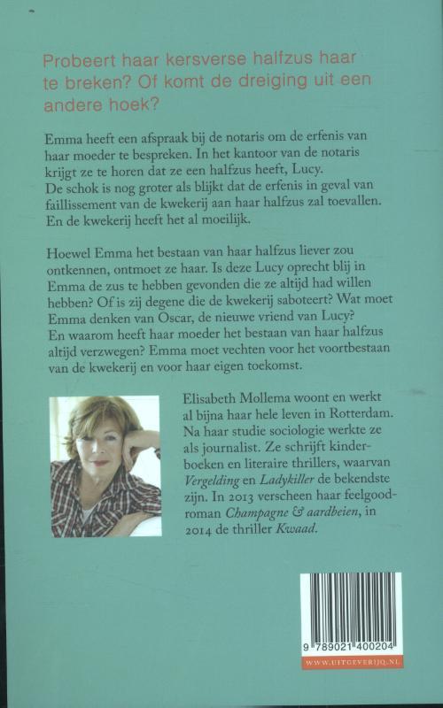 Elisabeth Mollema,De erfenis