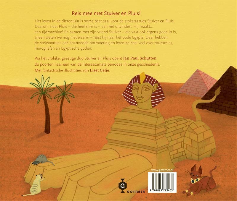 Jan Paul Schutten,Stuiver en Pluis in het oude Egypte