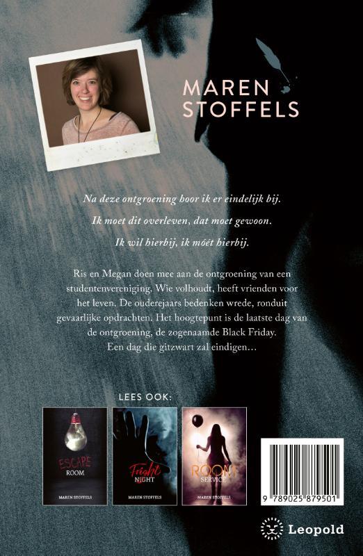 Maren Stoffels,Black Friday