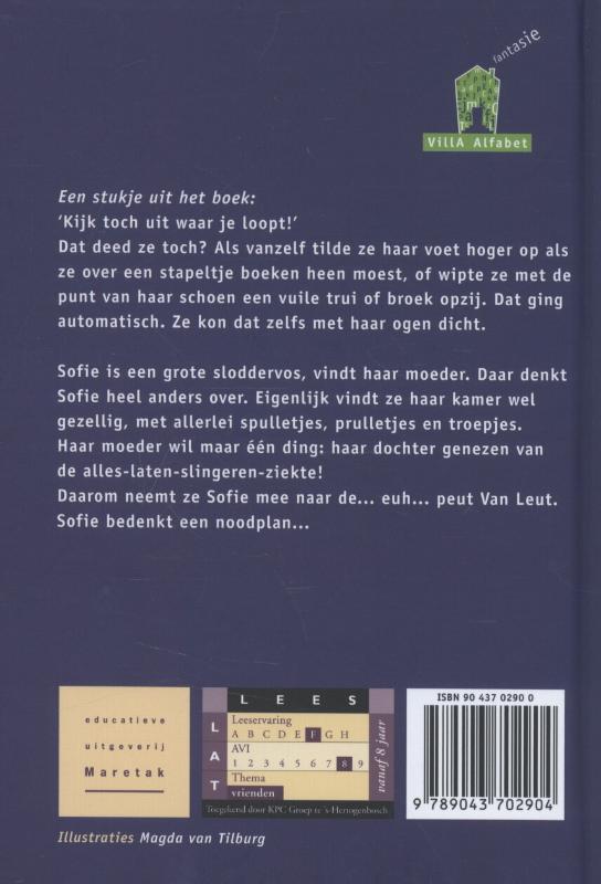 Lydia Verbeeck,Krijg de hieperdepiep