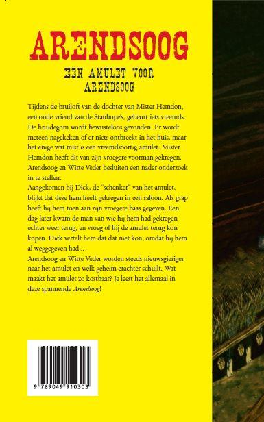 Paul Nowee,Een amulet voor Arendsoog