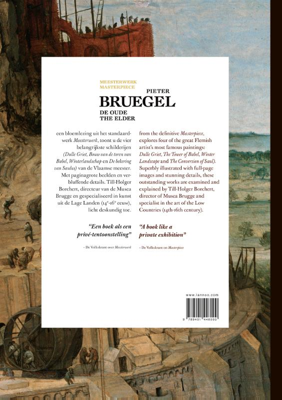 Till-Holger  Borchert,Meesterwerk/Masterpiece: Pieter Bruegel