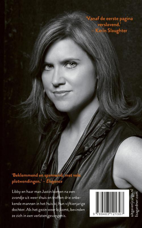 Lisa Gardner,Aangeraakt