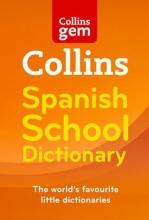 Collins Dictionaries Collins Spanish School Gem Dictionary
