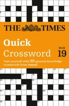 The Times The Times Quick Crossword Book 19