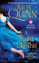 Quinn, Julia A Night Like This