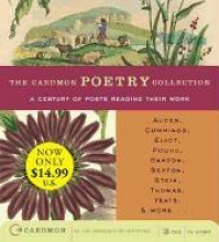 Various Caedmon Poetry Collection:A Century of Poets Reading Their Work