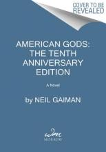 Neil,Gaiman American Gods (10th Anniversary Edition)