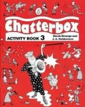 Strange, Derek Chatterbox. Activity Book 3