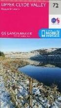 Ordnance Survey Upper Clyde Valley, Biggar & Lanark