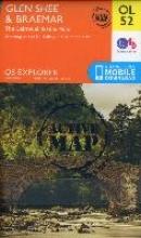 Glen Shee & Braemar, the Cairnwell & Glas Maol
