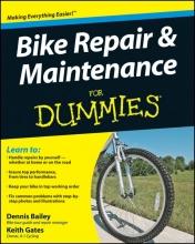 Dennis Bailey,   Keith Gates Bike Repair and Maintenance For Dummies