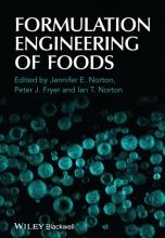 Norton, Jennifer E. Formulation Engineering of Foods