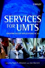Ahonen, Tomi T. Services for UMTS