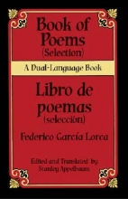 Garcia Lorca, Federico Book Of Poems (Selection)/Libro de Poemas (Seleccion)