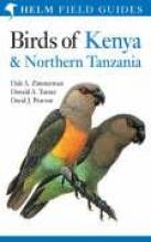 Dale A. Zimmerman,   David J. Pearson,   Donald A. Turner Birds of Kenya and Northern Tanzania