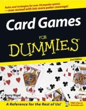 Barry Rigal Card Games For Dummies