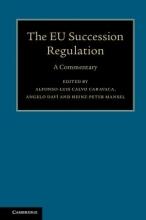 The EU Succession Regulation