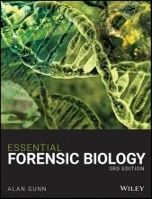 Alan Gunn Essential Forensic Biology