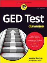 Shukyn, Murray,   Burstein, Jane GED Test for Dummies