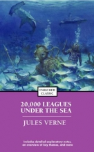 Verne, Jules,   Solow, Harrison 20,000 Leagues Under The Sea
