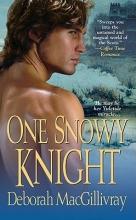 MacGillivray, Deborah One Snowy Knight