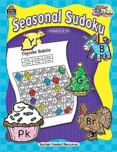 Parks, Amy Seasonal Soduoku, Grades 3-4