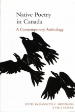 Armstrong, Jeannette Native Poetry in Canada