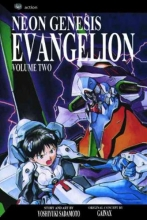 Sadamoto, Yoshiyuki,   Burke, Fred,   Horn, Carl Gustav Neon Genesis Evangelion 2
