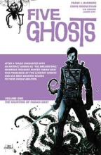 Barbiere , Frank J. Five Ghosts 1