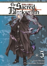 Miura, Isao The Sacred Blacksmith, Volume 5