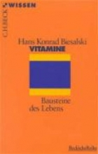 Biesalski, Hans-Konrad Vitamine