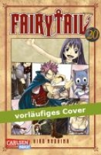 Mashima, Hiro Fairy Tail 20