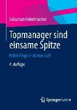 Scheffler, Eberhard Topmanager sind einsame Spitze