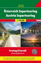 , Österreich Supertouring, Autoatlas 1:150.000