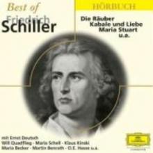 Schiller, Friedrich von Best of Friedrich Schiller 2 CDs