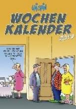 Stein, Uli Wochenkalender 2017 (Buchkalender)