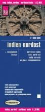 , Indien, Nordost 1 : 1.300.000