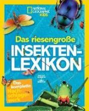 Murawski, Darlyne National Geographic KiDS: Das riesengroe Insektenlexikon