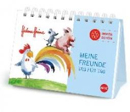 Helme Heine - Meine Freunde Geschenkbuch
