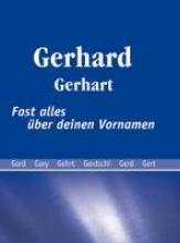 Eberhardt, Elga Gerhard