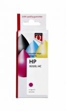 , Inktcartridge Quantore HP C2P25AE 935XL rood