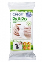 , Klei Creall do & dry wit 1000gr