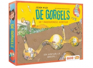 , De Gorgels BORDSPEL