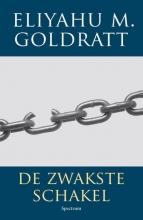 Eliyahu M. Goldratt , De zwakste schakel