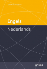 Fokko Veldman Prue Gargano, Prisma groot woordenboek Engels-Nederlands