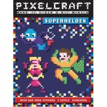 Megan  Miller Pixelcraft Superhelden