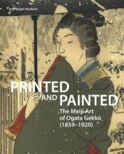 Amy Newland , Printed and Painted: The Meiji Art of Ogata Gekk? (1859–1920