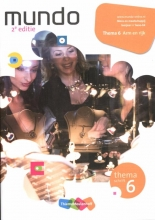Hannebeth  Haffmans, Anita ter Hofte, Mundo 1 vmbo-bk arm en rijk Themaschrift 6